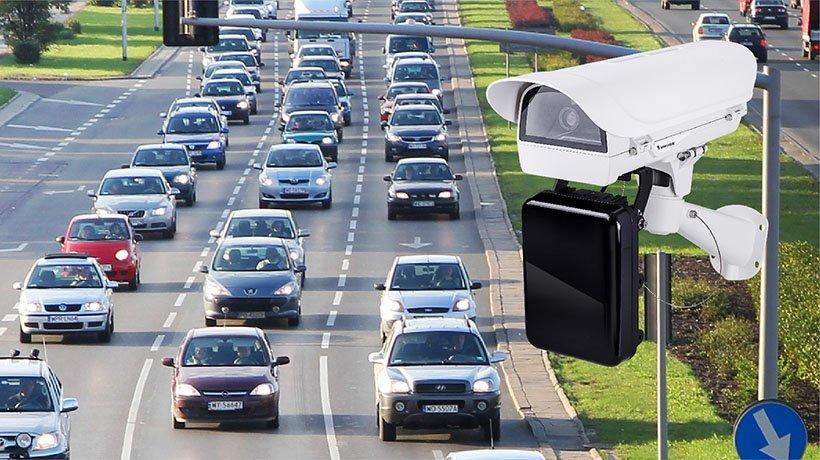 Giải pháp lắp đặt Camera Giao thông