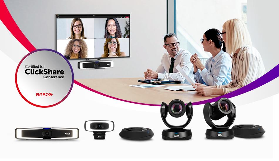 TECOM trở thành nhà phân phối giải pháp Video Conferencing của AVER tại Việt Nam