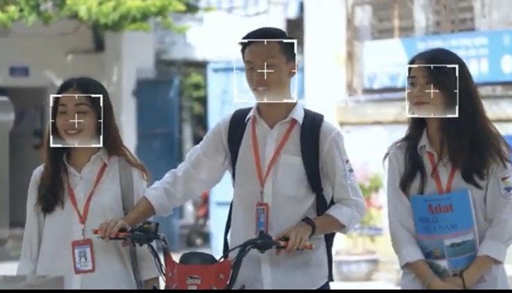 TECOM triển khai lắp đặt và đưa vào sử dụng hệ thống Điểm danh học sinh bằng nhận diện khuôn mặt cho một số trường trên địa bàn TP Hà Nội